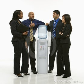 At the Watercooler
